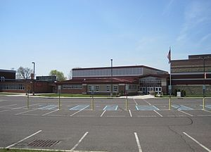 Lenape High School - Image: Lenape High School