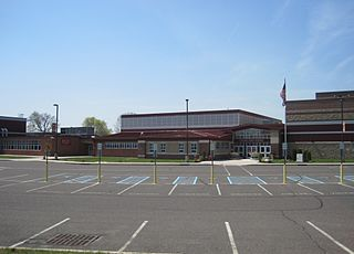 Lenape High School High school in Burlington County, New Jersey, United States