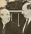 Leo Szilard and Adlai Stevenson 1961.jpg