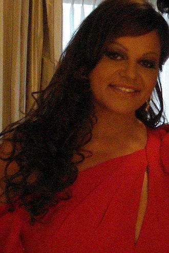 Jenni Rivera - Rivera in 2009