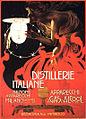 Leopoldo Metlicovitz, 1899 - Distillerie italiane.jpg