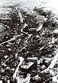 Letecký snímek Jejkova a Nových Dvorů s Novým Městem na počátku 20. století.jpg