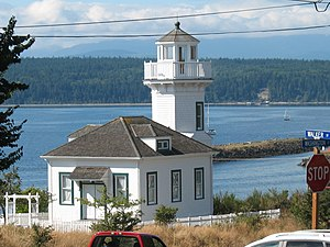 light house Port Townsend