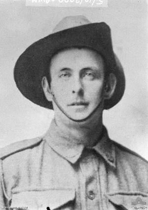 40th Battalion (Australia) - Lewis McGee, the 40th Battalion's first Victoria Cross recipient