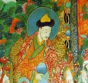 Dzungar–Qing Wars - Lha-bzang Khan