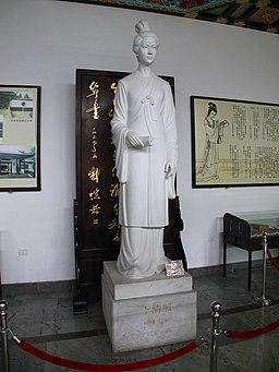 Li Qingzhao statue