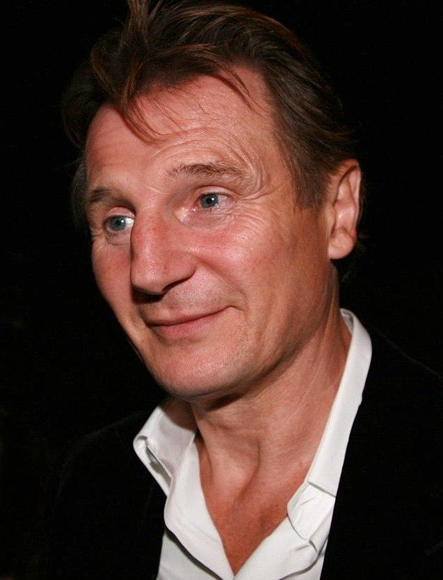 Liam Neeson TIFF 2008