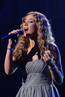 Lidia Kopania at the PDE 2009 contest (2).jpg