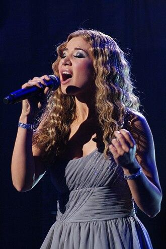 Poland in the Eurovision Song Contest 2009 - Lidia Kopania