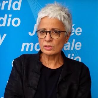 Liliane Landor - Liliane Landor on World Radio Day