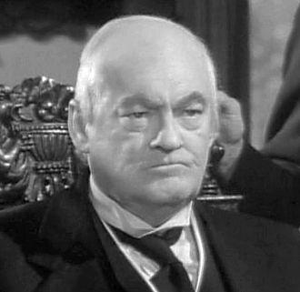 Mr. Potter - Henry F. Potter (played by Lionel Barrymore)
