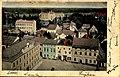 Litovel-celkový pohled od jz.-z radniční věže-Prokeš,A-1901.jpg