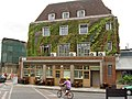 Living wall on The Drivers pub and restaurant - geograph.org.uk - 1336893.jpg