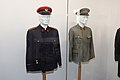 Ljubljana Railway Museum uniforms 2019-07-12.jpg