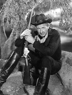 The Loner - Lloyd Bridges as William Colton, 1965
