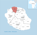 Locator map of Saint-Denis 2018.png