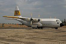 Un Lockheed C-130A Hercules