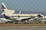 Lockheed Tristar 1 'N729DA' (yes, I know it's through a fence but Tristars are rare!) (27442834595).jpg