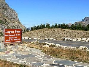 Logan Pass - Logan Pass