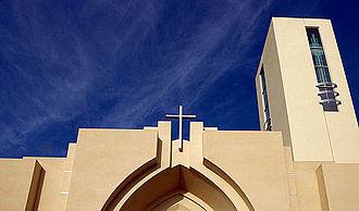 Loma Linda, California - Loma Linda University Church.