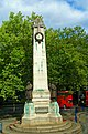 London - Grafton Place - War Memorial at Euston Station.jpg
