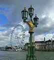 London - London Eye from Westminster Bridge - panoramio (3).jpg