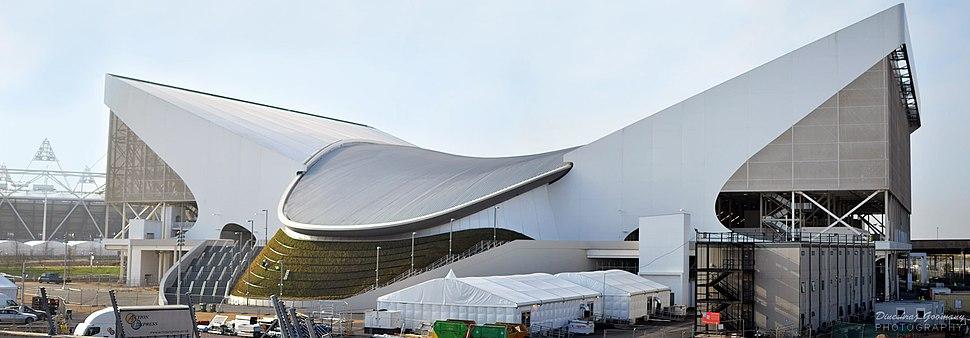 London Olympic Aquatic Centre (1)