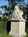 Lord Byron Statue, Villa Borghese (31551840047).jpg