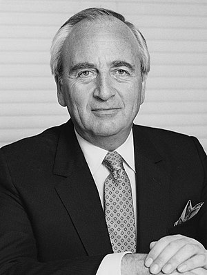 Parliamentary and Health Service Ombudsman - Lord Young, whose Department was criticised by the Ombudsman over its licensing of the Barlow Clowes group of companies. Barlow Clowes collapsed in 1988 owing £190 million.