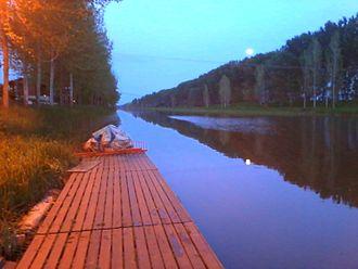 Loudias River - Image: Loudias River 2