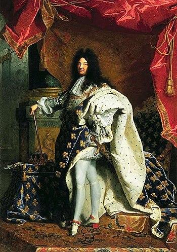 Luís XIV, o rei-sol
