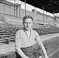 Louis Biesbrouck (RCH) in het Olympisch Stadion in Amsterdam, enige dagen na de , Bestanddeelnr 191-1078.jpg