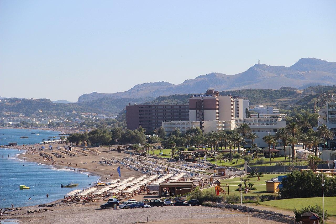 Hotel Faliraki Beach