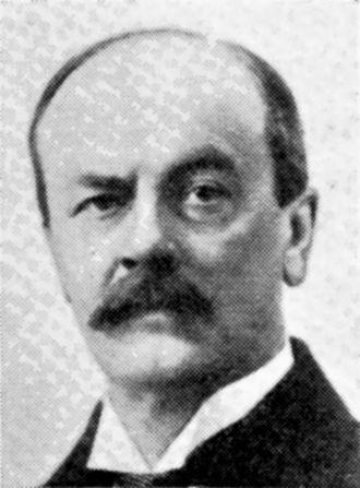 Gerhard Louis De Geer - Image: Louis De Geer (1854 1935)