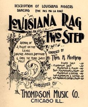 1897 in music - Image: Louisiana Rag