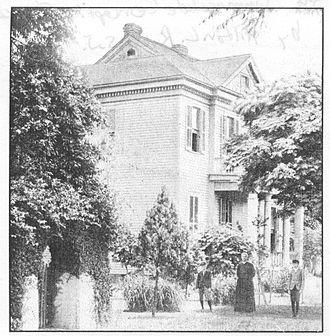 Loyola University New Orleans - Loyola College, circa 1904