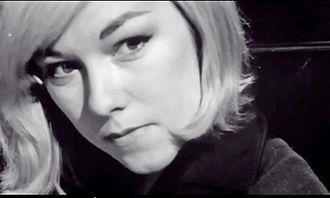 Luana Anders - Luana Anders in trailer to Dementia 13