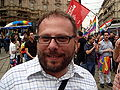 Luca Valeriani al Gay Pride di Milano 2008 2 - Foto Giovanni Dall'Orto, 7-June-2008.jpg