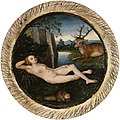 Lucas Cranach d. Ä. - Quellnymphe (Veste Coburg).jpg
