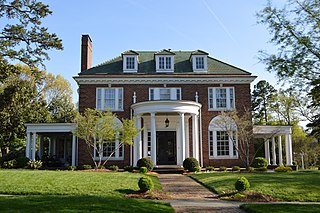 Lucy and J. Vassie Wilson House United States historic place