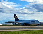 Lufthansa, Airbus A380-841, D-AIMK (13984734427).jpg
