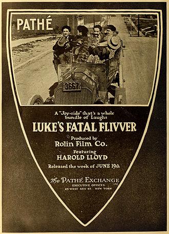Luke's Fatal Flivver - Image: Luke's Fatal Flivver