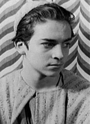 Sidney Lumet - Lumet in the 1940 play, Journey to Jerusalem