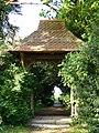 Lych Gate, Upper Farringdon - geograph.org.uk - 432069.jpg