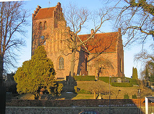 Kongens Lyngby - Lyngby Church