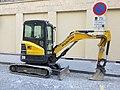 Lyon 2e - Bobcat E26 Kiloutou, rue Sala (mars 2019).jpg