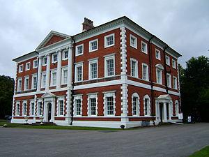 Lytham Hall - Image: Lytham Hall 01