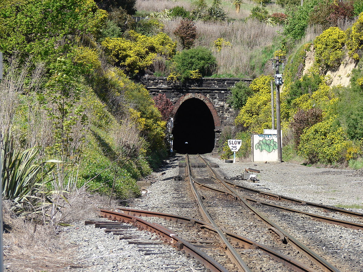 Abandoned Places In The World Lyttelton Rail Tunnel Wikipedia