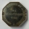 Médaille ARGENT Commissaires experts du gouvernement 1822 (Verso).jpg