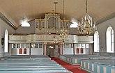 Fil:Mönsterås kyrka.Kyrkorummet med orgelläktaren 010.JPG